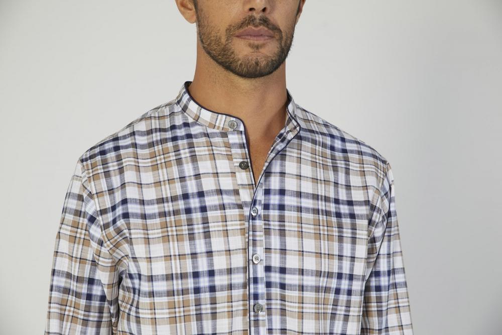 camicia cotone uomo verdiani