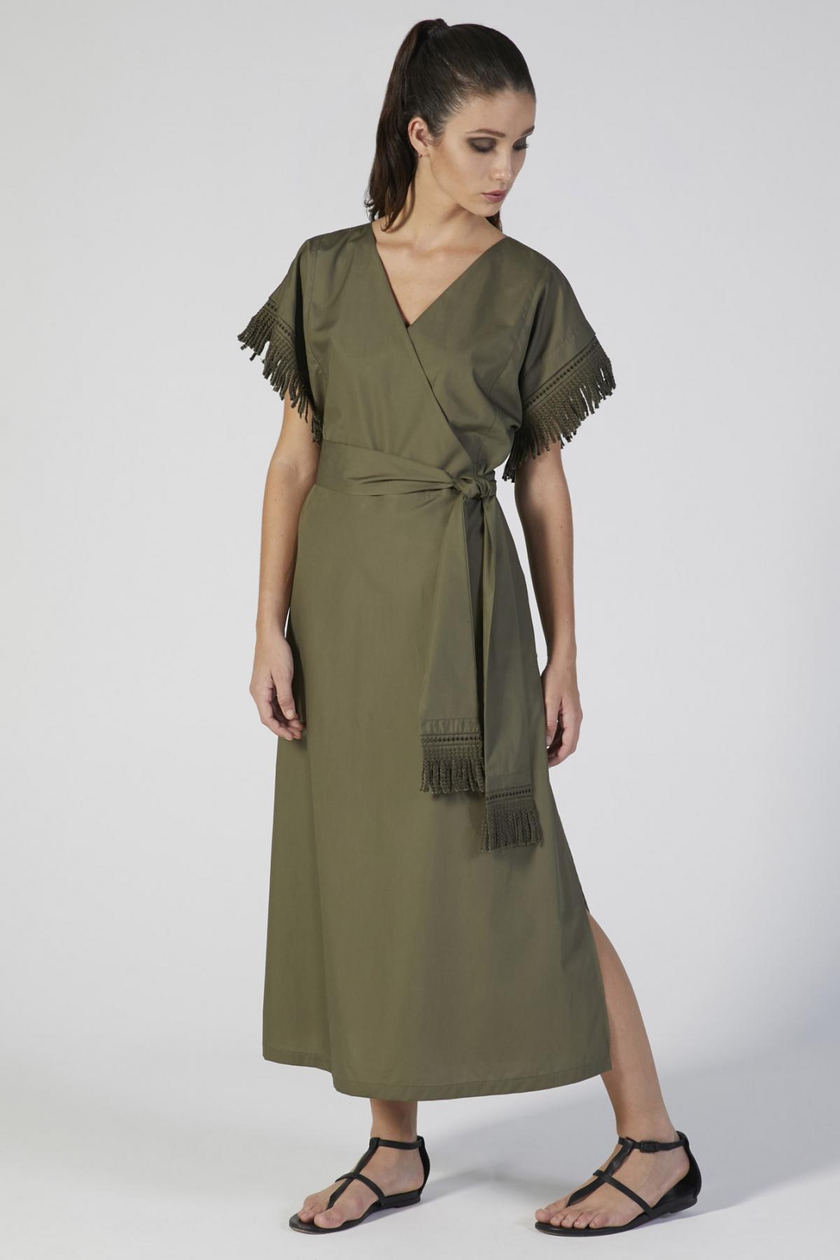 copricostume manica corta verdiani donna loungewear